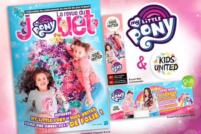 Habro Operation Commerciale My Little Pony Branding