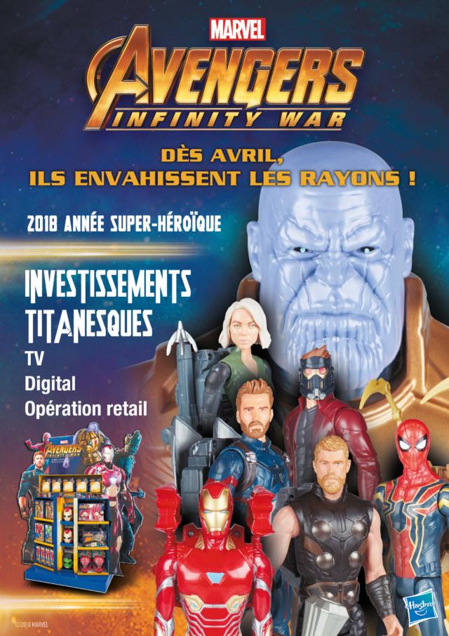 Realisation Meelk Avengers Revue Du Jouet Hasbro