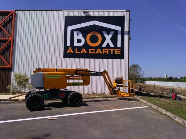 Box A La Carte Realisations Signaletique Exterieure Meelk