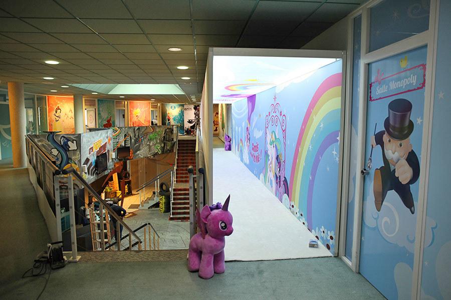 Hasbro Habillage Espace