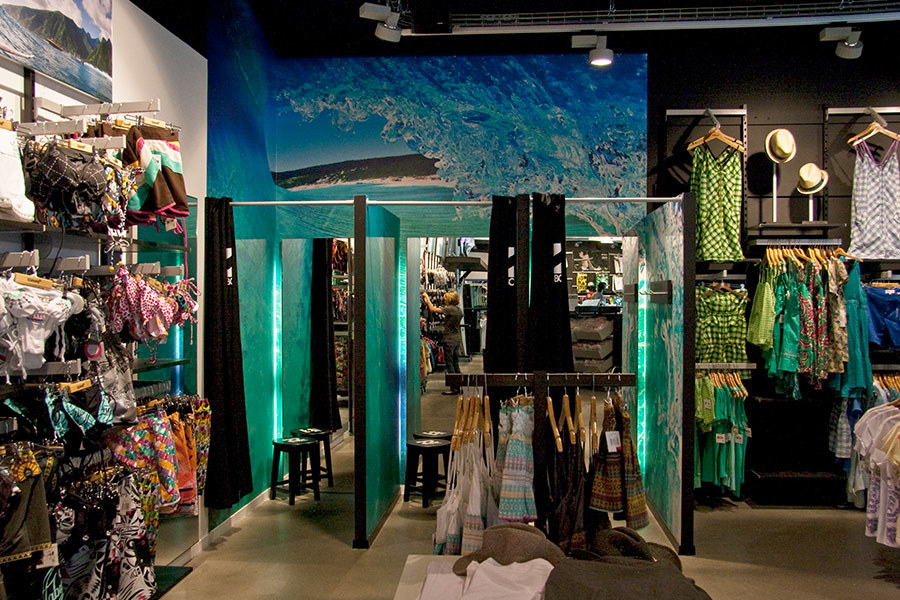 Meelk Billabong Boutique Retail