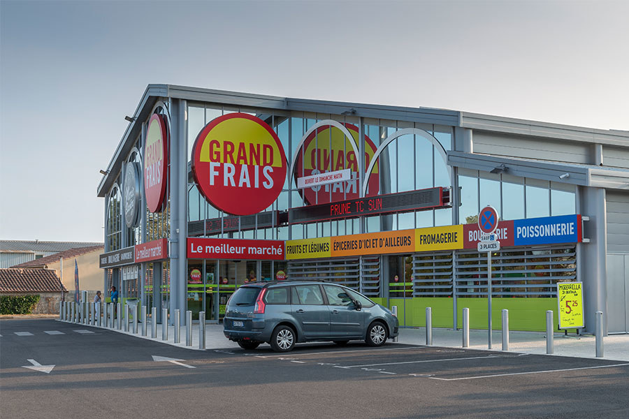 Meelk Grand Frais Magasin Retail Toiles Tendues 3