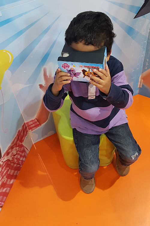 Meelk Hasbro La Grande Recre Realite Virtuelle