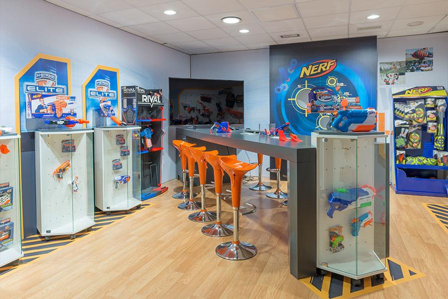 Meelk Hasbro Preview Meuble Nerf 5