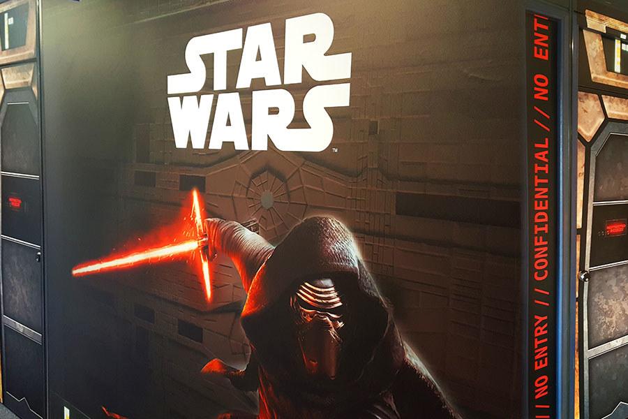Meelk Hasbro Siege Social Bache Tendue Star Wars