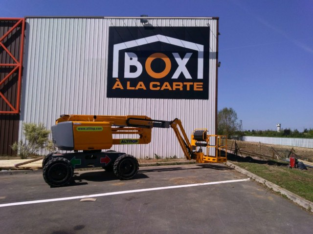 Box A La Carte Realisations Signaletique Exterieure Meelk