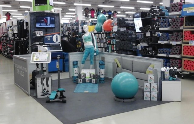 Decathlon Concept valorisation meelk