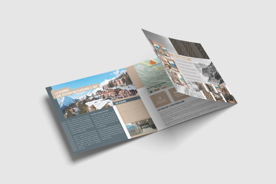 Mediprom Brochure Et Bache Meelk La Rosiere Realisations