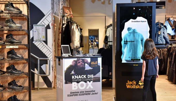Retail Demonstration Magasin Hypebox Brand 2