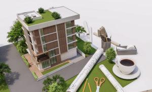 3d Rendu Virtuel Maquette Immobilier